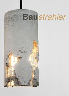 Flyer Baustrahler Lampe Seite 1