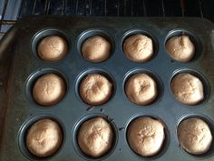 Baby Food:  Wholesome Oatmeal MuffinsRegalo Hide Away Extra Long