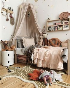 We all know how difficult it is to decorate a kids bedroom. A special place for any type of kid, this Shop The Look will get you all the kid's bedroom decor ide Bedroom Wall, Girls Bedroom, Bedroom Decor, Bedroom Ideas, Childrens Bedroom, Kid Bedrooms, Bedroom Lamps, Bedroom Lighting, Playroom Decor
