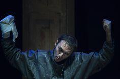 Abrazo mortal del grupo La Rueda Flotante * Exfanfarria Teatro * Foto: Juan Gabriel Salazar G * Décima Fiesta de las Artes Escécnicas