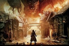 The Hobbit: The Battle of the Five Armies poster header