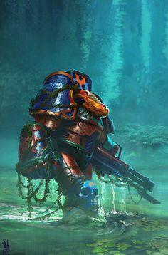 Terminator Squad,Space Marine,Adeptus Astartes,Imperium,Империум,Warhammer 40000,warhammer40000, warhammer40k, warhammer 40k, ваха, сорокотысячник,фэндомы