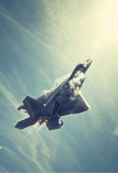 F-22 from Langley AFB