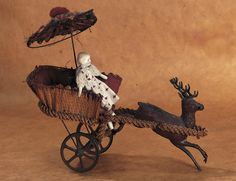 theriaults miniatures carts - Google Search
