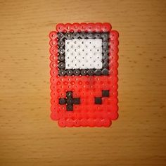 #gameboy #gameboycolor #nintendo #oldschool #retro #gamer #game #8bit #beads #beadsprite #beadsprites #pearls #handmade #artwork #pixelart #bügelperlen #hamabeads #pixel