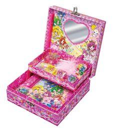 Smile PreCure! - Secret Jewelry Box Sunstar http://www.amazon.com/dp/B008UKX0L8/ref=cm_sw_r_pi_dp_AaHTwb1HCGTPH