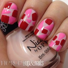 *Press Samples* Hello Loves!! Hope you are doing well. Today I have some fun nail art with using 3 polishes from the brand new Nicole by OPI Carrie Underwood Collection. If you have missed my post abo