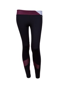 Mesh Yoga Legging with Insert nuyu's take on a classic yoga legging. Perfect for…