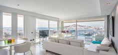 CAPRI APARTMENT |  Enjoy the luxury and comfort of this sensational 150 m² 3-bedroom, 3-bathroom apartment #ibiza #ibizaluxury #ilx