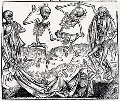 The Black Death was one of the most devastating pandemics in human history, peaking in Europe between 1348 and 1350. Thought to have started in China, it traveled along the Silk Road and reached the Crimea by 1346. The Black Death is estimated to have killed 30–60% of Europe's population, reducing world population from an estimated 450 million to between 350 & 375 million. It created a series of religious, social and economic upheavals, which had profound effects on the course of history.