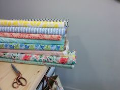 #design #fabrics #DIY #patchwork