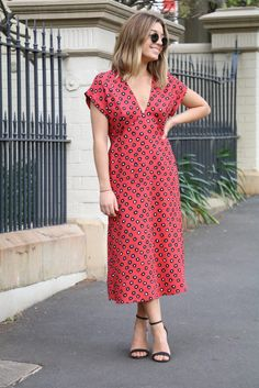 Meet Lois – our newest pattern and pretty much my dream dress. We've been saving this one for a September release because it's everything a spring dress should be – floaty, flirty and just a little bit sexy. Lois was...