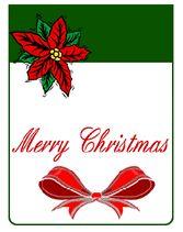 wish someone merry christmas free printable christmas greeting cards templates - Merry Christmas Cards Printable