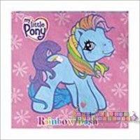 My Little Pony Rainbow Dash Small Napkins (16ct)