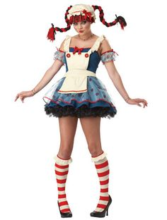 Rag Doll Product from Angels fancy dress - Angels Fancy Dress Costumes