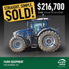 Used Equipment, Heavy Equipment, Heavy Duty Trucks, Used Trucks, Sale Promotion, Online Marketing, Tractors, Online Business, Auction
