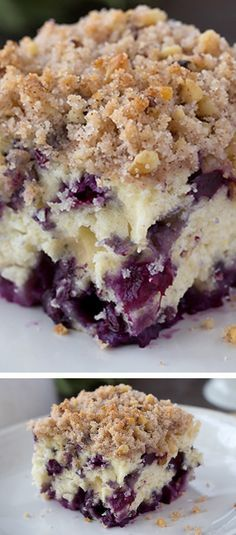 BLUEBERRY BREAKFAST CAKE is #11 on our list