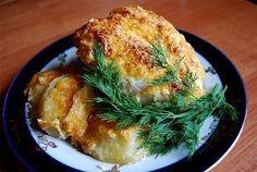 Chicken breast baked.
