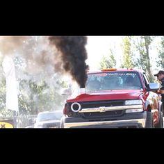 2015 is just around the corner on September in Coeur D' Alene! Diesel, Rolling Coal, Coeur D'alene, Cummins, Chevy Trucks, Hunting, September, Corner, Photo And Video