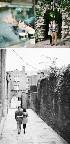 dublin, ireland engagement session. photos by katie stoops.