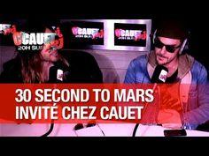 """30STM réclame le son de Cauet """"fin du monde"""" - C'Cauet sur NRJ Radio Hit Music Only, Paris, France (17.02.2014)."""