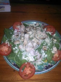 Grilled Chicken Salad Grilled Chicken Salad, Loosing Weight, Best Diets, Grilling, Healthy Recipes, Desserts, Food, Weight Loss, Tailgate Desserts