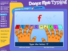 InTec InSights: Technology Integration Ideas for the Classroom: Typing and Keyboarding Practice Games