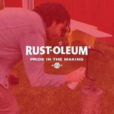 Introducing Rust-Oleum: Pride in the Making. Check out our newest DIY project, m. - Introducing Rust-Oleum: Pride in the Making. Check out our newest DIY project, made with the help o - Amazon Work From Home, Work From Home Moms, Home Websites, Diy Magazine Holder, Resin Patio Furniture, Backyard Furniture, Outdoor Furniture, Cheap Furniture, Painted Furniture