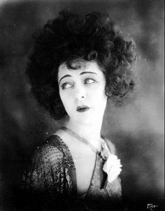 Alla Nazimova- original owner of the Garden of Allah apartments...quite a character...