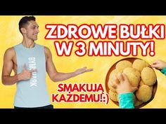 PRZEPIS NA BUŁKI NA ŚNIADANIE! KETO BUŁKI W 3 MINUTY! SZYBKI PRZEPIS NA ZDROWE BUŁKI ŚNIADANIOWE! - YouTube Diabetes, Cereal, Breakfast, Youtube, Food, Baked Goods, Morning Coffee, Essen, Meals