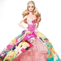 easter barbie doll