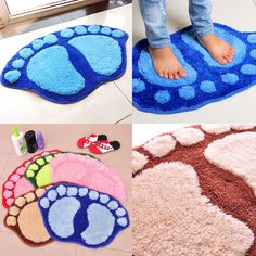Bathroom rug  Extremely soft and extremely decorative bathroom rug. It will give your feet the most comfort and safety thanks to anti-slip structure. You will take care not only of the comfort of everyday, but also of the beautiful decor of your bathroom. https://www.cosmopolitus.com/kupelna-koberec-sklzu-p-220442.html?language=en&pID=220442 #Bathroom #rug #large #anti #slip #feet #soft #plush #decoration