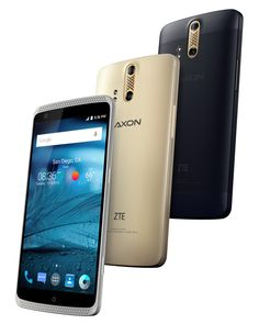 #AxonPro by #ZTE #Mobile #Smartphone #Android #Lollipop #Droid #BreakingTheRules #DualCamera #USA