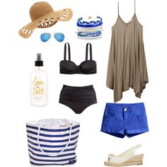 #summer_time by dnatali on Polyvore