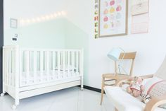 progetto di una cameretta per una bimba neonata
