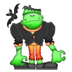 halloween clipart frankenstein