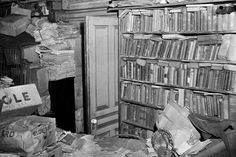 JAMPACKED The Harlem mansion of Langley and Homer Collyer in New York City brought hoarding to public attention in 1947. These days hoarding, the topic of TV shows and support groups, is a recognized mental disorder.