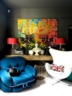47 Park Avenue's home - FrenchyFancy (27)