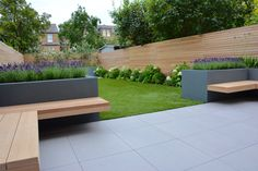 Balham, London - Tom Howard Gardens Balham, London - Tom Howard Gardens In modern cities, it is practically impossible to sit down in a house with the garde.