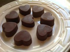 Chocolate Almond Fat Bombs cup almond butter cup unrefined coconut oil 3 tablespoons cocoa powder 3 tablespoons heavy whipping cream 2 tablespoons Truvia (sugar substitute) teaspoon vanilla 1 pinch salt, to taste Fat Bombs, Keto Fat, Low Carb Keto, Ketogenic Recipes, Low Carb Recipes, Ketogenic Diet, Keto Foods, Free Recipes, Easy Recipes