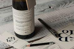 Designer Turns Friend's Résumé Into Wine Label, Gets Her Job At Wine Company - DesignTAXI.com