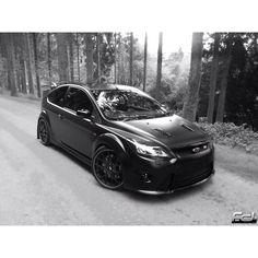 Ford Focus RS Rs500 Focus Rs, Ford Focus, Ford Motorsport, Auto Wheels, Tuner Cars, Bmw E30, Nice Cars, Future Car, Cars