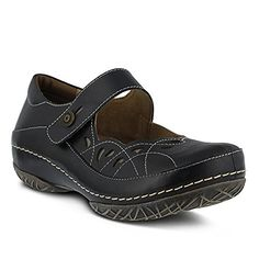 LArtiste by Spring Step Womens Dadra Mary Jane Flat Black 39 EU85 M US -- Read more  at the image link. Note:It is Affiliate Link to Amazon.