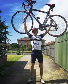 Sunday morning session is bike time yes! I love this feeling ( almost as good as the one when I finish my session! @tri_community @giantbikesaus @3athlonlife ( @clayrugg ) Learnt he best beginner triathlon training program. http://www.triathlon-hacks.com/best-beginner-triathlon-training-program/