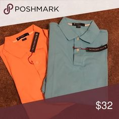 Cremieux Classics Polo Shirts- 2 Shirts Short sleeve, brand new with tags.  Never worn! Daniel Cremieux Shirts Polos