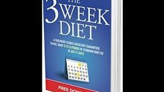 //  3 Week Diet System Meal Plan Review-The 3 Week Diet Review |3 Week Diet Plan - Duration: 9:53.