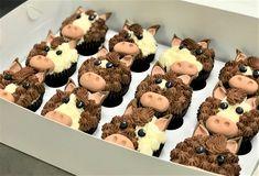 Horse Birthday Parties, 14th Birthday, Birthday Ideas, Birthday Cake, Flavor Cupcakery, Horse Cupcake, Frost Cupcakes, Smooth Cake, Custom Cupcakes