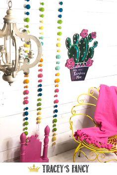 Boho cactus baby shower for sweet Kambree Mae – Tracey's Fancy - Cactus DIY Fancy Baby Shower, Boho Baby Shower, Girl Shower, Girl Nursery, Nursery Decor, Nursery Ideas, Cactus Decor, Baby Couture, Baby Girl Birthday