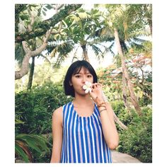 SNSD SooYoung shared lovely photos from Guam