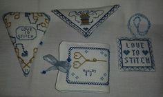 Juego d costura: Guardatijetas, Guardagujas, Alfilereto y Encuentra tijeras